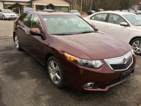 2012 Acura TSX for sale in Saranac Lake, NY