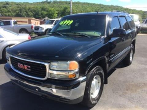 2004 GMC Yukon for sale in Reading PA
