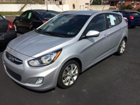 2012 Hyundai Accent for sale in Reading PA