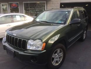 2007 Jeep Grand Cherokee for sale in Reading PA
