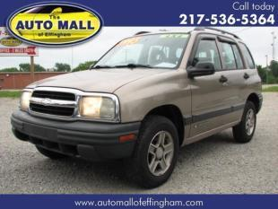 2003 Chevrolet Tracker for sale in Effingham, IL