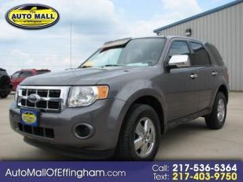 2012 Ford Escape for sale in Effingham, IL