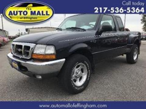 2000 Ford Ranger for sale in Effingham, IL