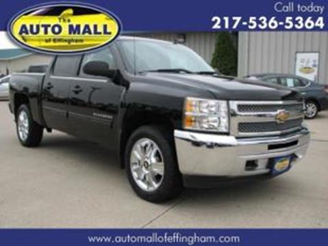 2013 Chevrolet Silverado 1500 for sale in Effingham, IL