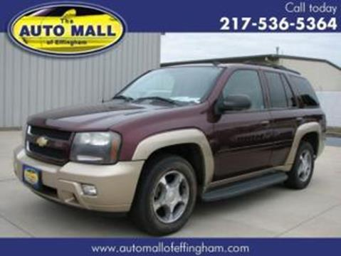 2006 Chevrolet TrailBlazer for sale in Effingham, IL
