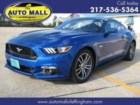 2017 Ford Mustang for sale in Effingham, IL