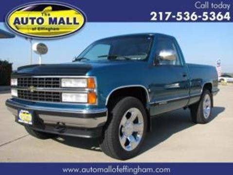 1993 Chevrolet C/K 1500 Series for sale in Effingham, IL