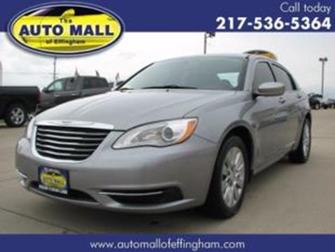 2014 Chrysler 200 for sale in Effingham, IL