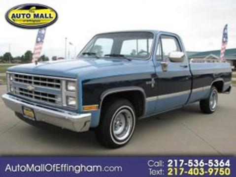 1986 Chevrolet C/K 10 Series for sale in Effingham, IL