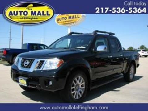 2009 Nissan Frontier for sale in Effingham, IL
