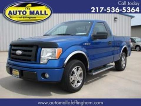 2009 Ford F-150 for sale in Effingham, IL