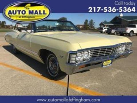1967 Chevrolet Impala for sale in Effingham, IL
