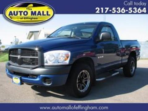 2008 Dodge Ram Pickup 1500 for sale in Effingham, IL