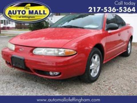 2003 Oldsmobile Alero for sale in Effingham, IL