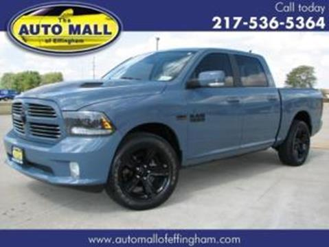 2015 RAM Ram Pickup 1500 for sale in Effingham, IL