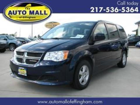 2013 Dodge Grand Caravan for sale in Effingham, IL