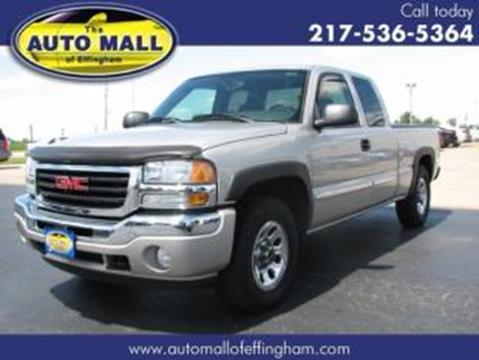 2005 GMC Sierra 1500 for sale in Effingham, IL