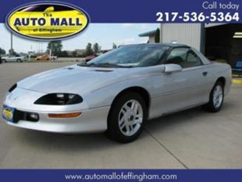 1996 Chevrolet Camaro for sale in Effingham, IL