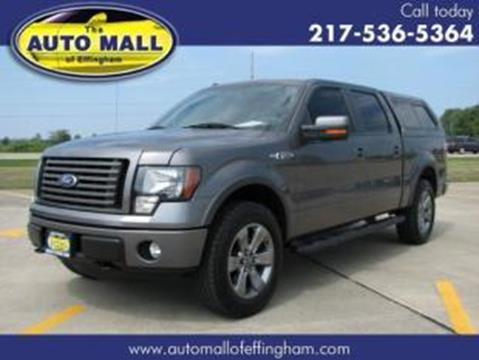 2011 Ford F-150 for sale in Effingham, IL