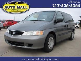 2001 Honda Odyssey for sale in Effingham, IL