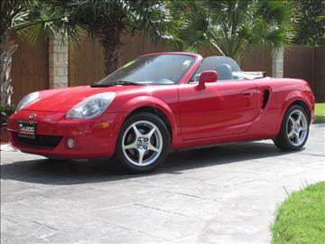 2004 Toyota MR2 Spyder for sale in Killeen, TX