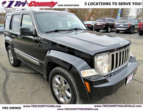 2009 Jeep Liberty for sale in Newark, OH