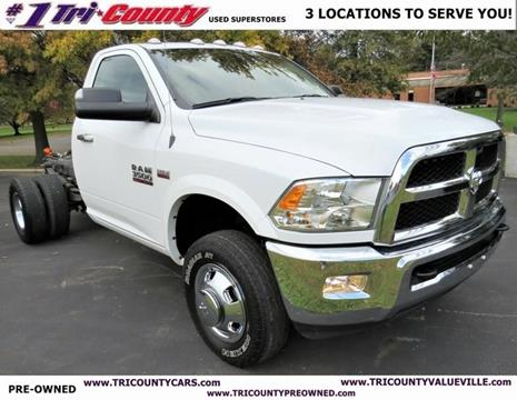 2017 RAM Ram Chassis 3500 for sale in Newark, OH