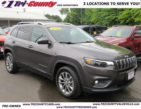 2019 Jeep Cherokee for sale in Newark, OH
