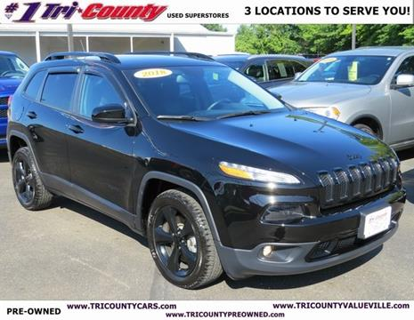 2018 Jeep Cherokee for sale in Newark, OH