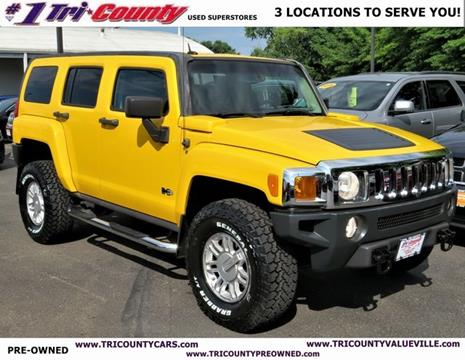 2007 HUMMER H3 for sale in Newark, OH