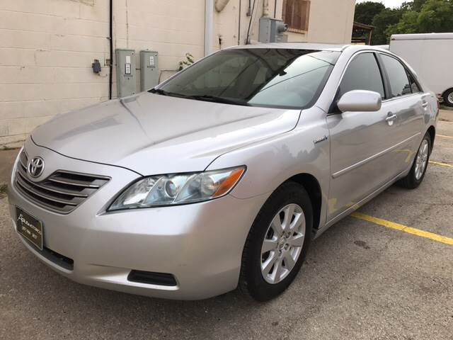 2009 Toyota Camry Hybrid For Sale At A Plus Motor Co. In Haltom City