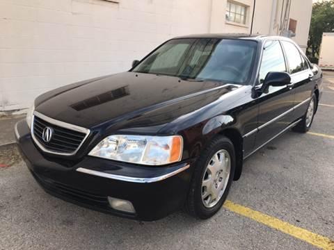 2004 Acura RL for sale in Haltom City, TX