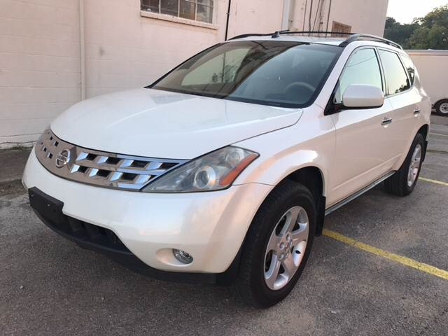 tradecarview for murano stock car sale nissan used