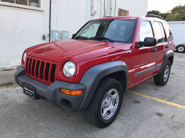 2003 Jeep Liberty Sport In Haltom City TX - A-Plus Motor Co.