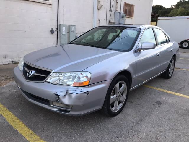 Acura TL TypeS In Haltom City TX APlus Motor Co - 2003 acura tl for sale