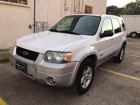 2006 Ford Escape Hybrid for sale in Haltom City, TX
