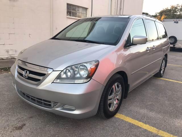 2005 Honda Odyssey For Sale At A Plus Motor Co. In Haltom City TX