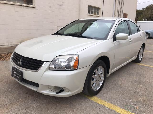 2009 Mitsubishi Galant For Sale At A Plus Motor Co. In Haltom City TX