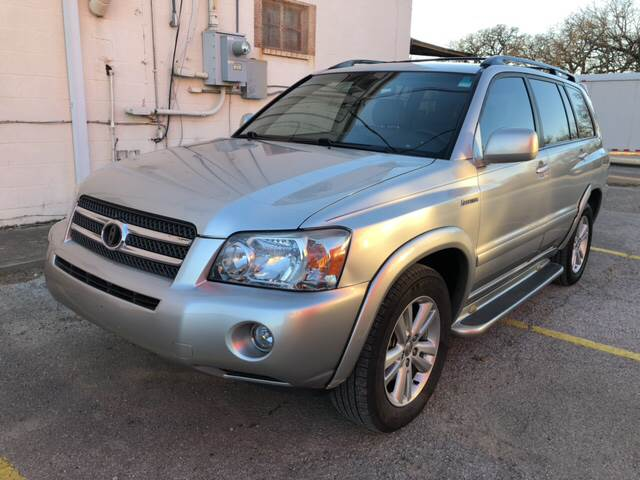 2006 toyota highlander hybrid limited in haltom city tx a plus motor co. Black Bedroom Furniture Sets. Home Design Ideas