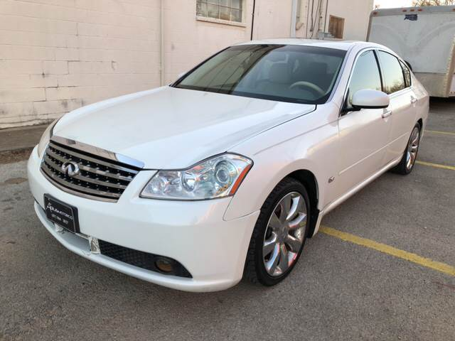 2006 Infiniti M35 In Haltom City Tx A Plus Motor Co