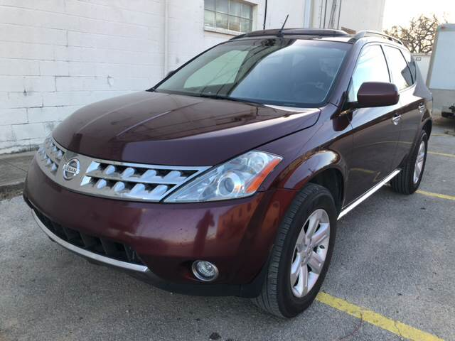 2007 Nissan Murano For Sale At A Plus Motor Co. In Haltom City TX