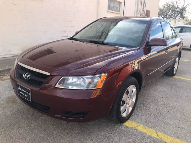2008 Hyundai Sonata For Sale At A Plus Motor Co. In Haltom City TX