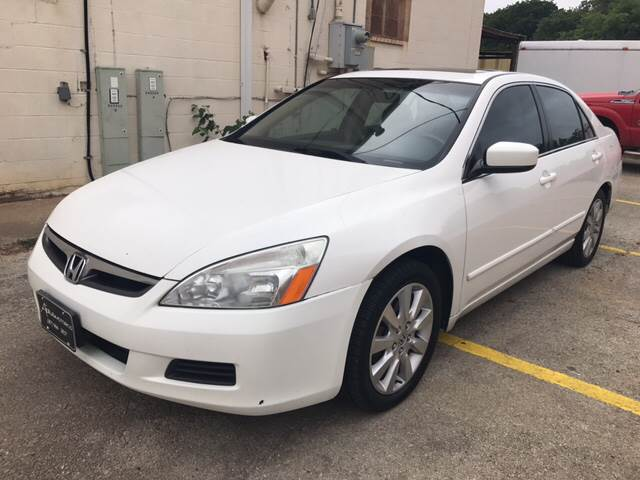 2007 Honda Accord For Sale At A Plus Motor Co. In Haltom City TX