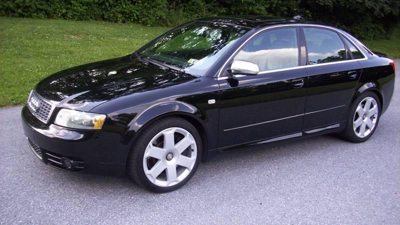 2004 Audi S4 quattro In Cleona PA - Bonalle Auto Sales