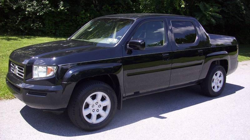 2006 Honda Ridgeline Rts In Cleona Pa Bonalle Auto Sales