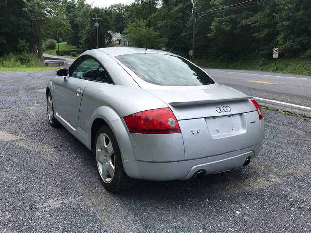 2001 audi tt 225hp quattro in cleona pa bonalle auto sales. Black Bedroom Furniture Sets. Home Design Ideas