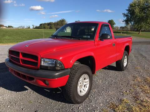 2003 Dodge Dakota for sale in Cleona, PA