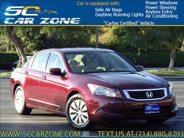 2010 Honda Accord for sale in Costa Mesa, CA