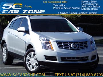 2015 Cadillac SRX for sale in Costa Mesa, CA