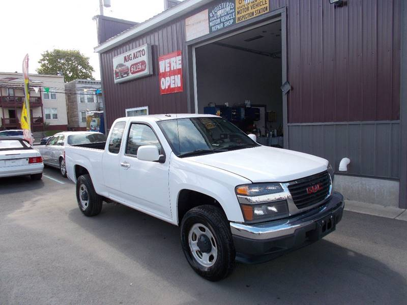 2011 GMC Canyon for sale at Mig Auto Sales Inc in Albany NY